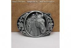 Boucle ceinture horse