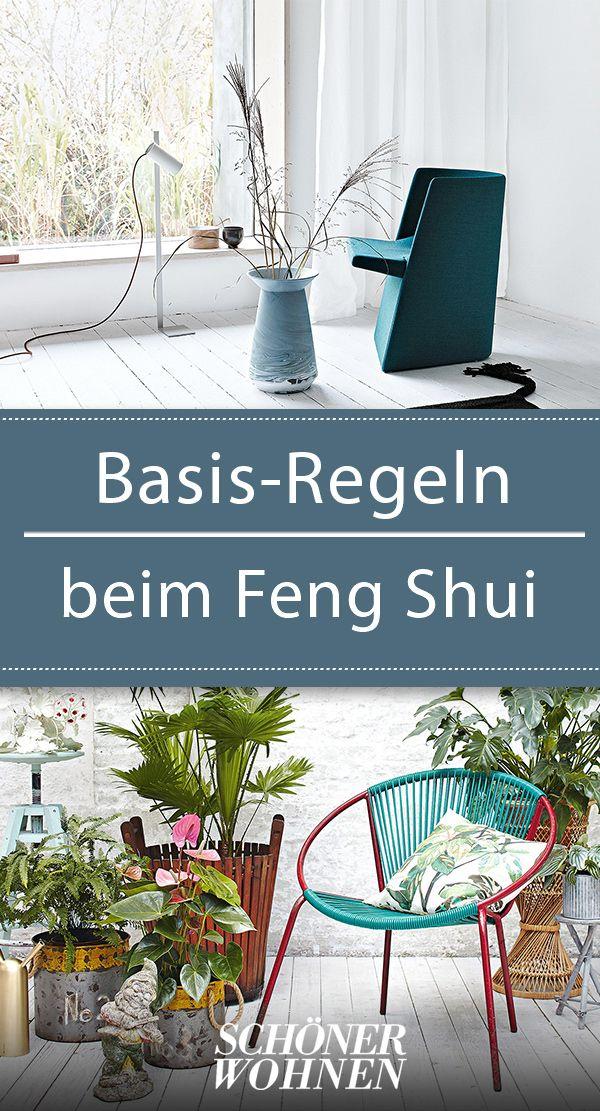Basis Regeln Beim Feng Shui Feng Shui Dekoration Feng Shui Und