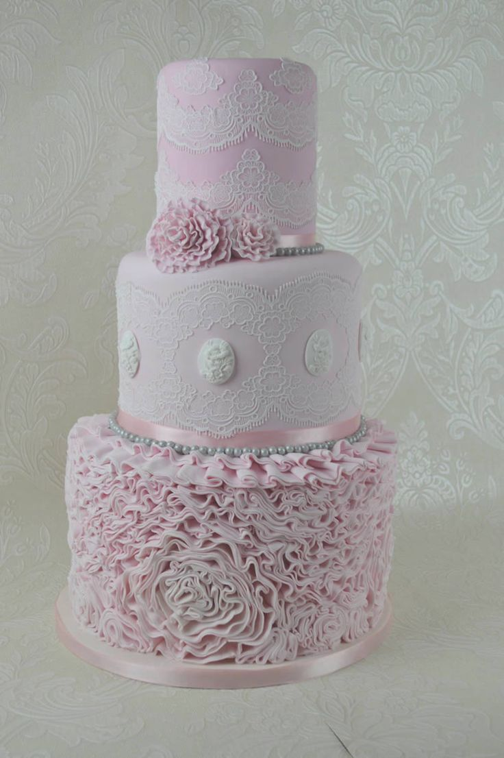 17 Best ideas about Cake Lace Mat on Pinterest Piping ...