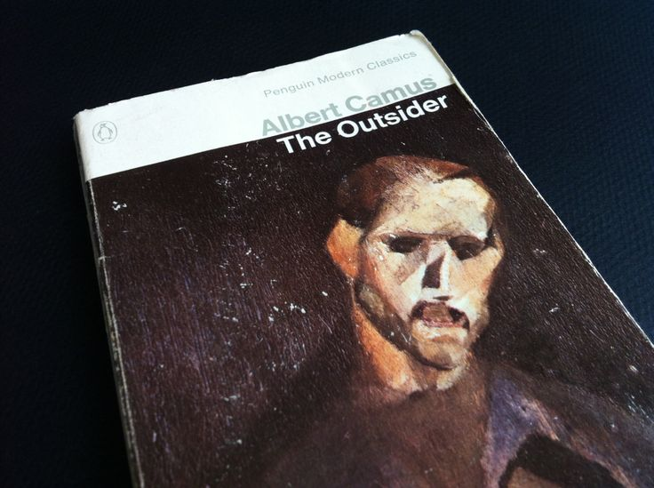 character review of maries significance in the outsider written by albert camus The outsider essay 1420 words | 6 pages the outsider by albert camus background: the outsiders 'the outsiders' is written by se hinton.
