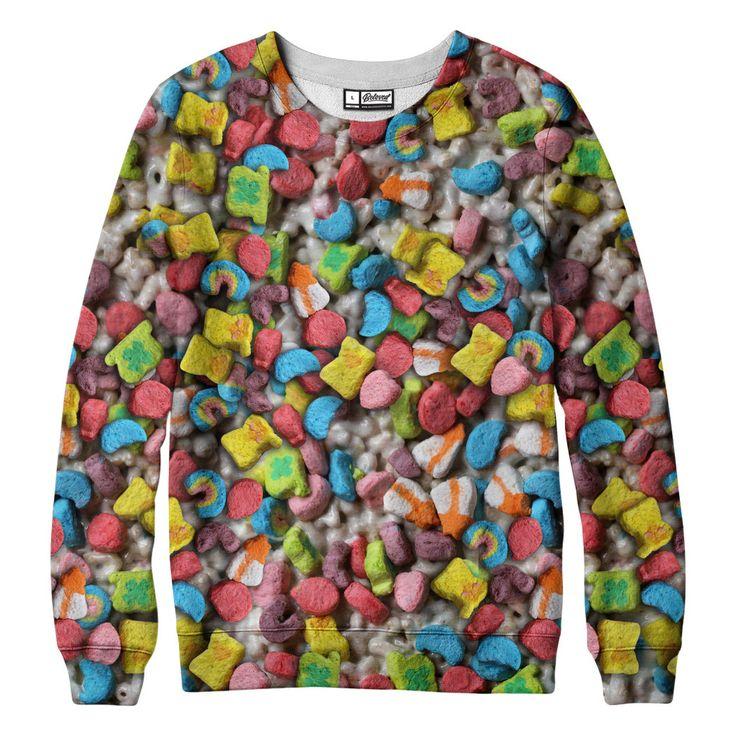 Marshmallow Cereal Sweatshirt | Beloved Shirts