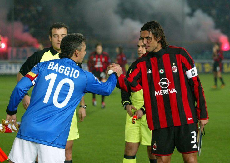 Baggio / Maldini