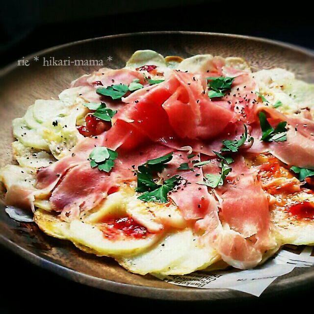 自宅で簡単♩生地がいらない「じゃがいもピザ」のレシピ9選 - macaroni