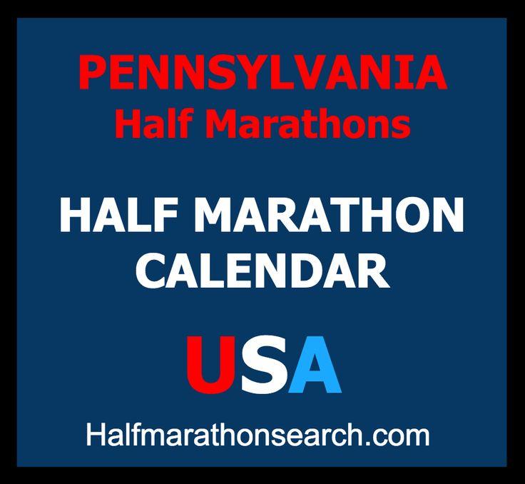 Pennsylvania Half Marathons  http://www.halfmarathonsearch.com/half-marathons-pennsylvania  Half Marathon Calendar USA - running half marathons, walking, jogging, events, travel