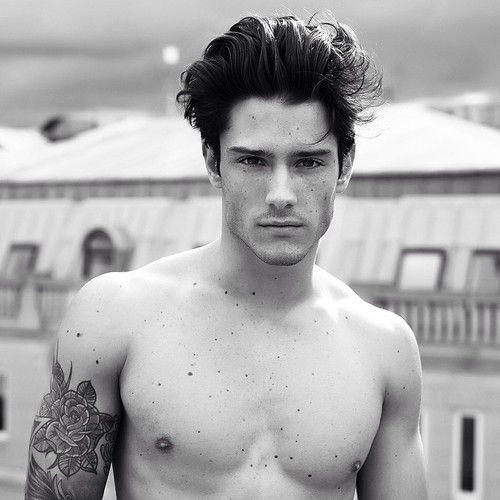 diego barrueco, model, and Hot image