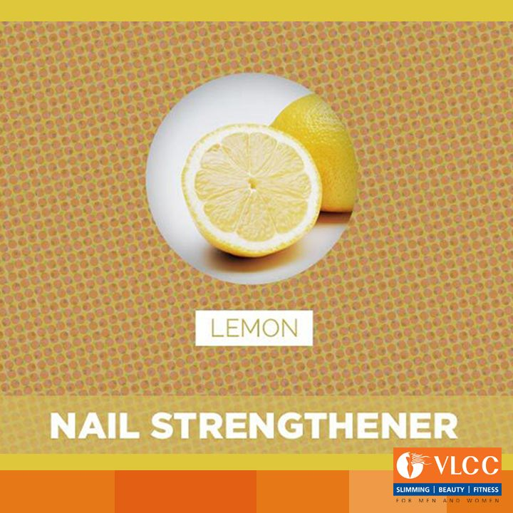 #DidYouKnow that lemon is a natural nail strengthener?  Do you know any more benefits of lemon?
