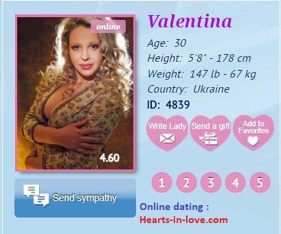 Ukrainain girls [intarnational dating] - Hearts-in-love.com