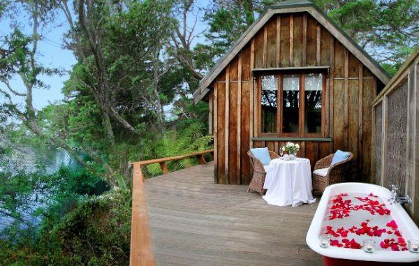 Magic Cottage accommodation at Takou River Lodge   Luxury, Peaceful &…