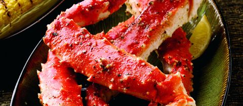 Alaskan King Crab - Buy Premium, Jumbo Red King Crab Legs Online