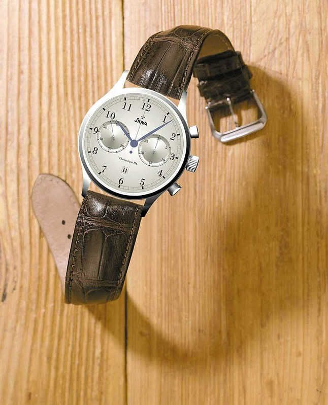 Stowa Chronograph 1938 - A review