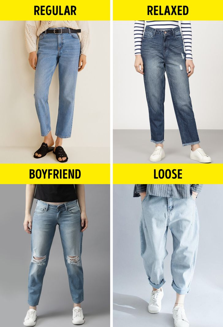 A Complete Jeans Guide to Help You Choose the Right Fit for