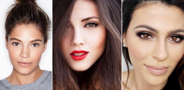 Seksowne makijaże: 10 najpopularniejszych, najczęściej przepinanych