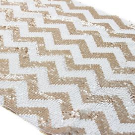 40 best wedding decorations event decorations australia images sequin table runner champagne chevron champagne table runner wholesale wedding supplies discount wedding favors party favors and bu junglespirit Gallery