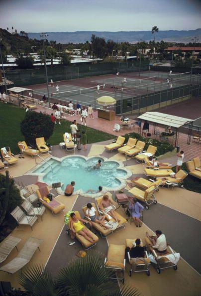 Tennis Resort Palm Springs