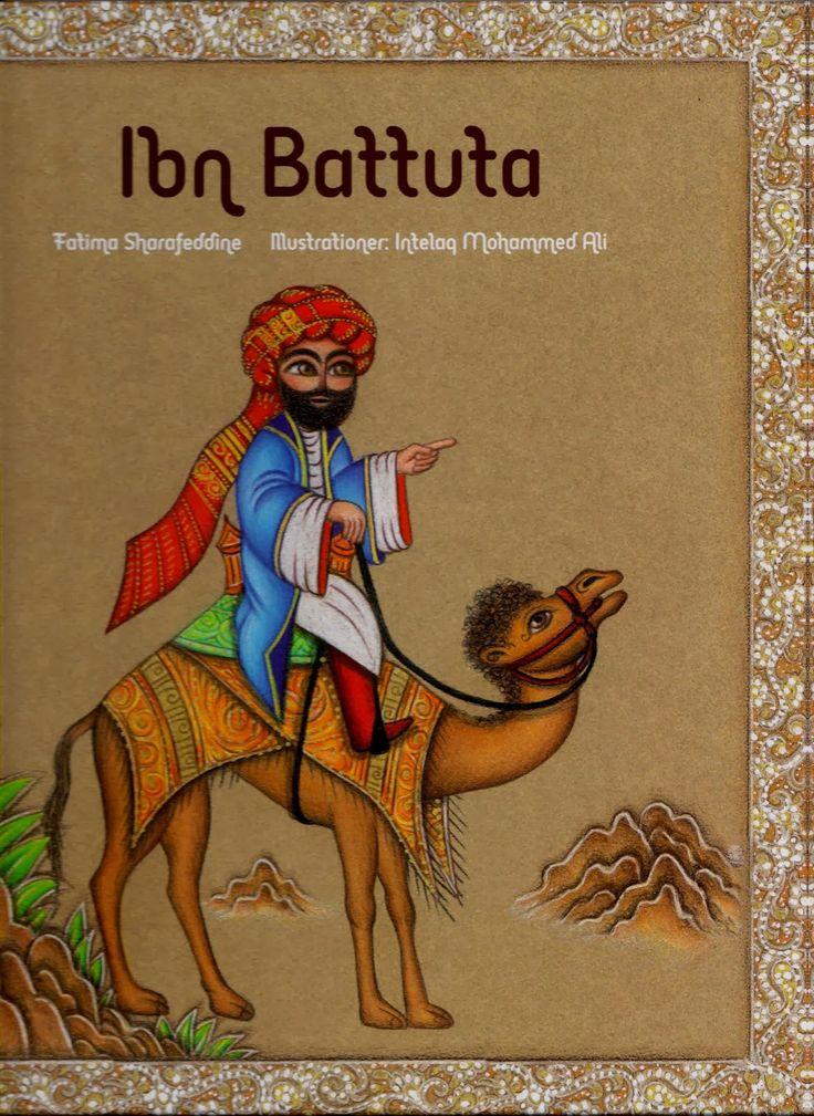 Ibn Battuta av Fatima Sharafeddine och Intelaq Mohammed Ali.