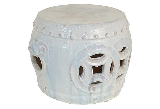 Short Ceramic Garden Stool On Onekingslane Com Bathroom Pinterest Gardens Ceramics And Nice