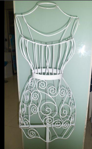 Из кованого железа модель самолета tieyi человеческого тела цельный платье(China (Mainland))