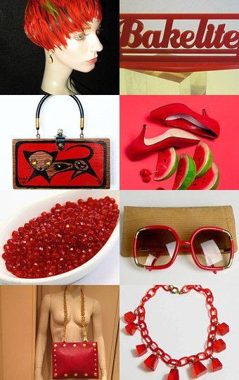 red-rouge-rosso-rojo-rød-rot-punainen-červená-κόκκινος-улаан-赤-紅-красный-رцрвен-roșu by BB vintage on Etsy--Pinned with TreasuryPin.com