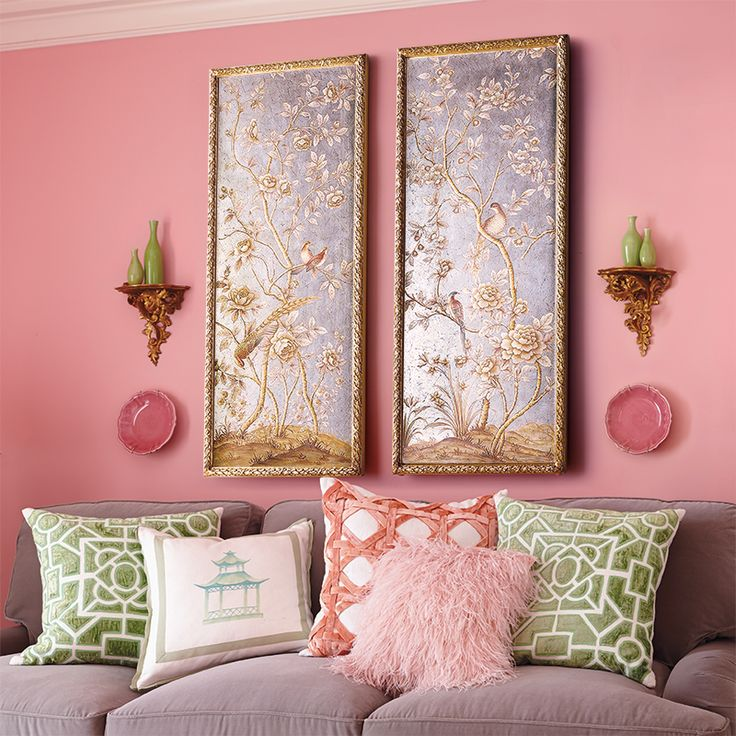 The Chinoiserie Living Room Chinoiserie decorating