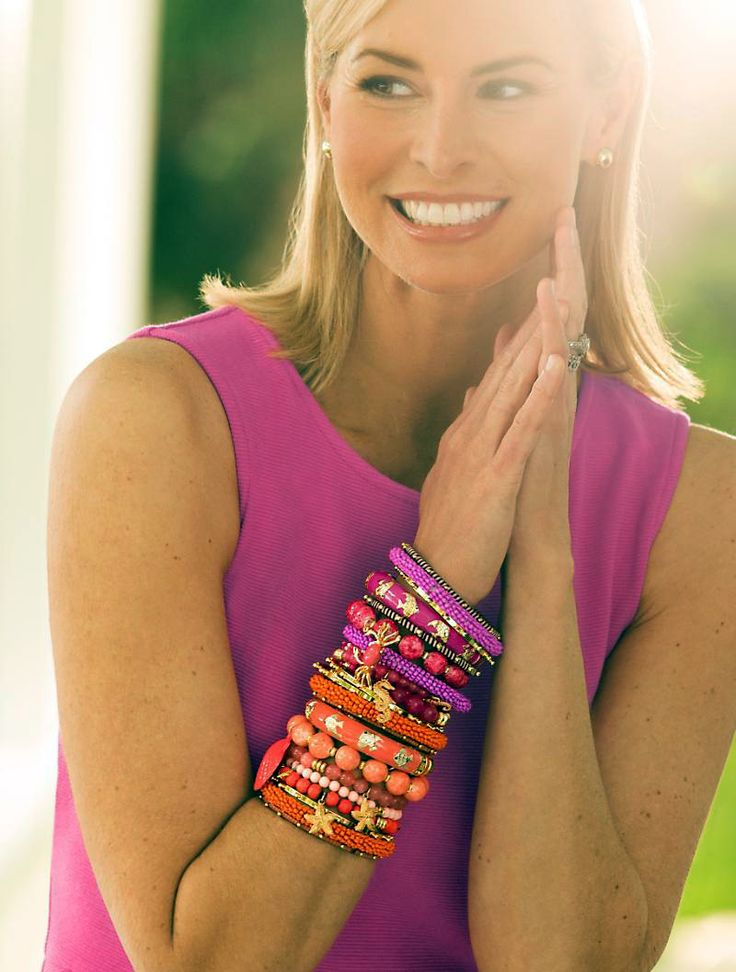 Niki Taylor , Talbots may 2015