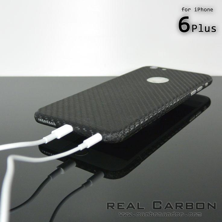 custodia carbonio iphone 6s plus