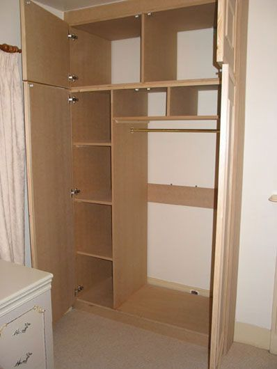 Fitted wardrobes maybe for the middle bedrooms irish Build your own bedroom wardrobes