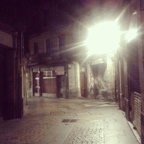 Casco viejo Bilbao...6.29 morning...:)