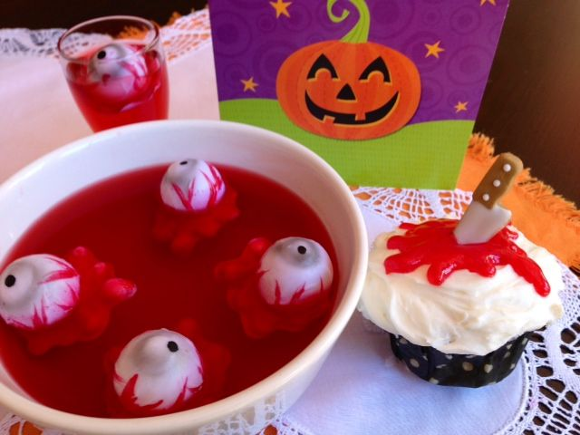 Bloody Halloween Punch for Kids & for Adults