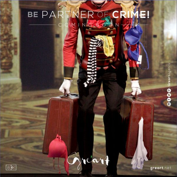 Be Partner Of Crime !! #greartagency #BePartnerOfCrime #GC8 #bellboy #freedom #creativity #newyork #usa #istanbul #uae #dubai #socialmedia #creative #communication #pr #brand #strategy #photo #casting #studios #agency #love #instagood #me #follow #tbt #cute #photooftheday #followme #picoftheday #instadaily