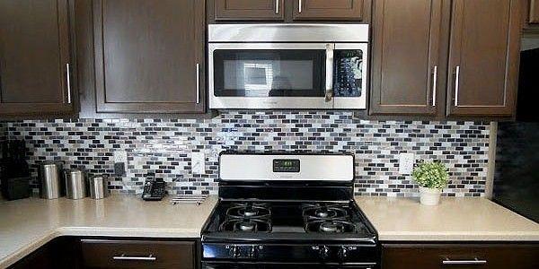 33 best kitchen ideas images on pinterest cuisine design Brown Glass Tile Backsplash Kitchen Find Kitchen Backsplash