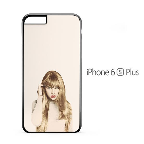Taylor Swift Cover iPhone 6s Plus Case