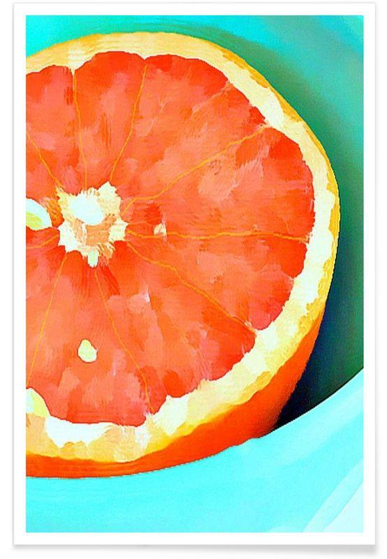 Grapefast - Xchange Art Studio - Premium Poster