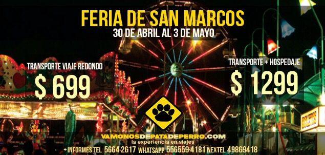 Feria de San Marcos 2015