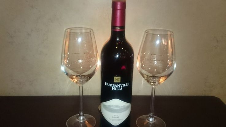 Come join us for some good food and have a bottle of durbanville hills shiraz