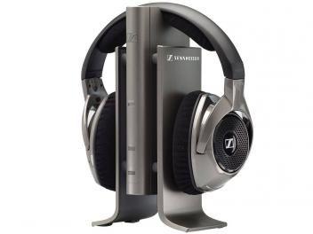 Headphone Sem Fio RS 180 - Sennheiser-de R$ 1.699,00 por R$ 1.399,00   em até 10x de R$ 139,90 sem juros no cartão de crédito  ou R$ 1.259,10 à vista (10% Desc. já calculado.)