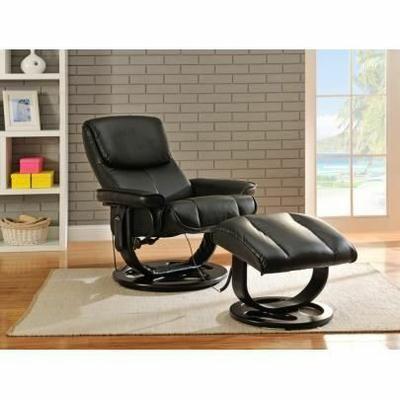 Fauteuil massant JULIO - Noir -  massage est un art qui remonte à la nuit des temps. Ses effets relaxants, stimulants et thérapeutiques étaient déjà connus dès l'Antiquité, no…Voir la présentation