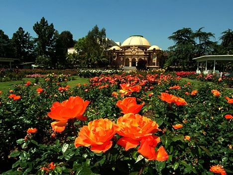 Exposition Park Los Angeles