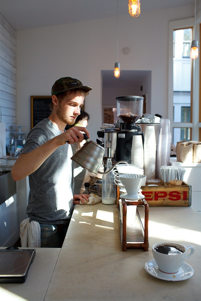 Hope and Union Coffee Co., Charleston