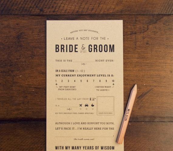 I want to attend a wedding that has these!