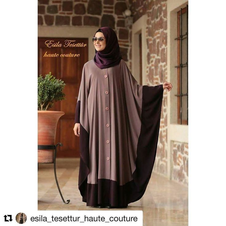 Subhan Abaya's Repost New Abaya Design via Instagram Follow us #SubhanAbayas #Repost @esila_tesettur_haute_couture with @repostapp  Büyük bedenler için whatsaptan ulasiniz  Sipariş için http://ift.tt/2hesZBa Telefonla sipariş 0555 577 51 61 #dubai #блог #абая #платье #красота #девушка #бишкек #вбишкеке #عمان #beauty #blog #abaya #happy #muslim #fashion #muslimah #muslimfashion #hijab #hijabi #bishkek #follow #love #pic #picoftheday #lookoftheday #girl #دبي