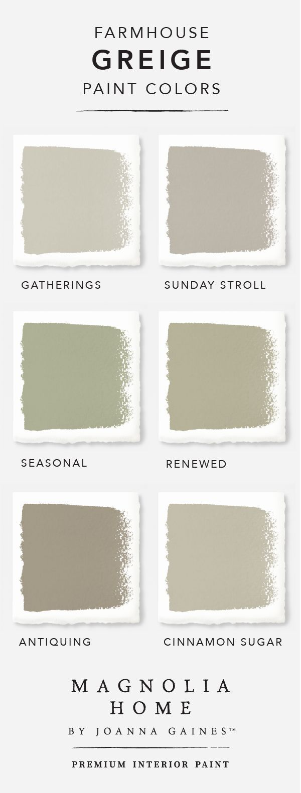 25 best ideas about warm gray paint on pinterest for Magnolia home paint colors