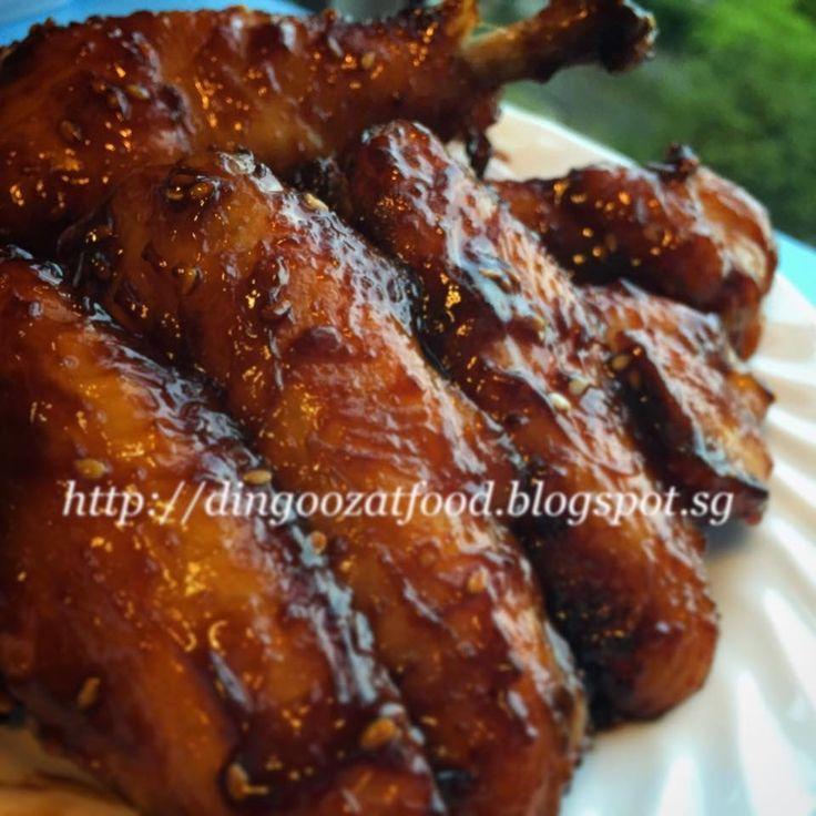 mitsu ken garlic chicken recipe