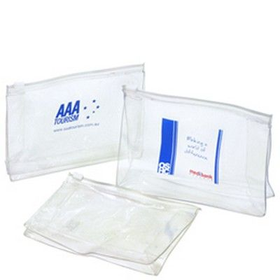 Vinyl Gift Bag w/ zip slider Min 150 - Corporate Gifts - Personal Gifts - PRTH-PKG1031-s - Best Value Promotional items including Promotional Merchandise, Printed T shirts, Promotional Mugs, Promotional Clothing and Corporate Gifts from PROMOSXCHAGE - Melbourne, Sydney, Brisbane - Call 1800 PROMOS (776 667)