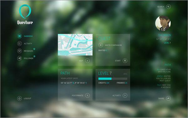 実例で学ぶ!背景に「透かし」を使った、万能デザインテクニック12個まとめ - PhotoshopVIP