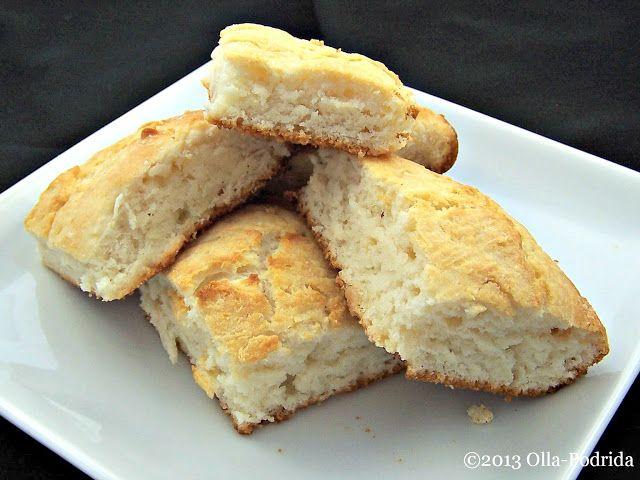 Olla-Podrida: Seven Up Biscuits