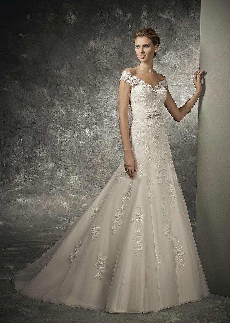 DV 16219  (Vestido de Novia). Diseñador: Divina Sposa. ...