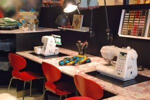 """LIBRARY AS MAKERSPACE: Stockholm teen library space is designed with """"Making"""" in mind"""