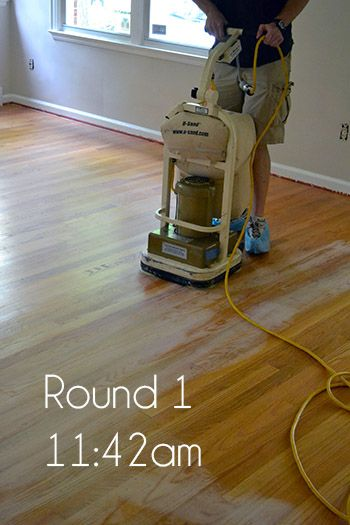 1000 Ideas About Refinish Wood Floors On Pinterest