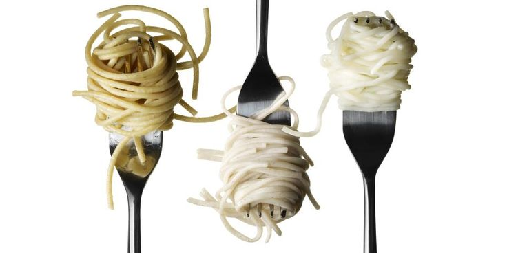 Whole Wheat vs. White Pasta