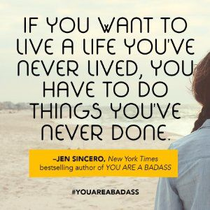 You Are a Badass: How to Stop Doubting Your Greatness and Start Living an Awesome Life: Jen Sincero: 9780762447695: Amazon.com: Books